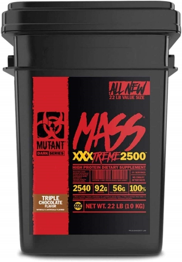 Mutant Mass XXXtreme - 9988g - Cookies & Cream