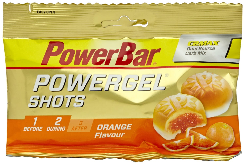 Energize Sport Shots BOX (16x60g)