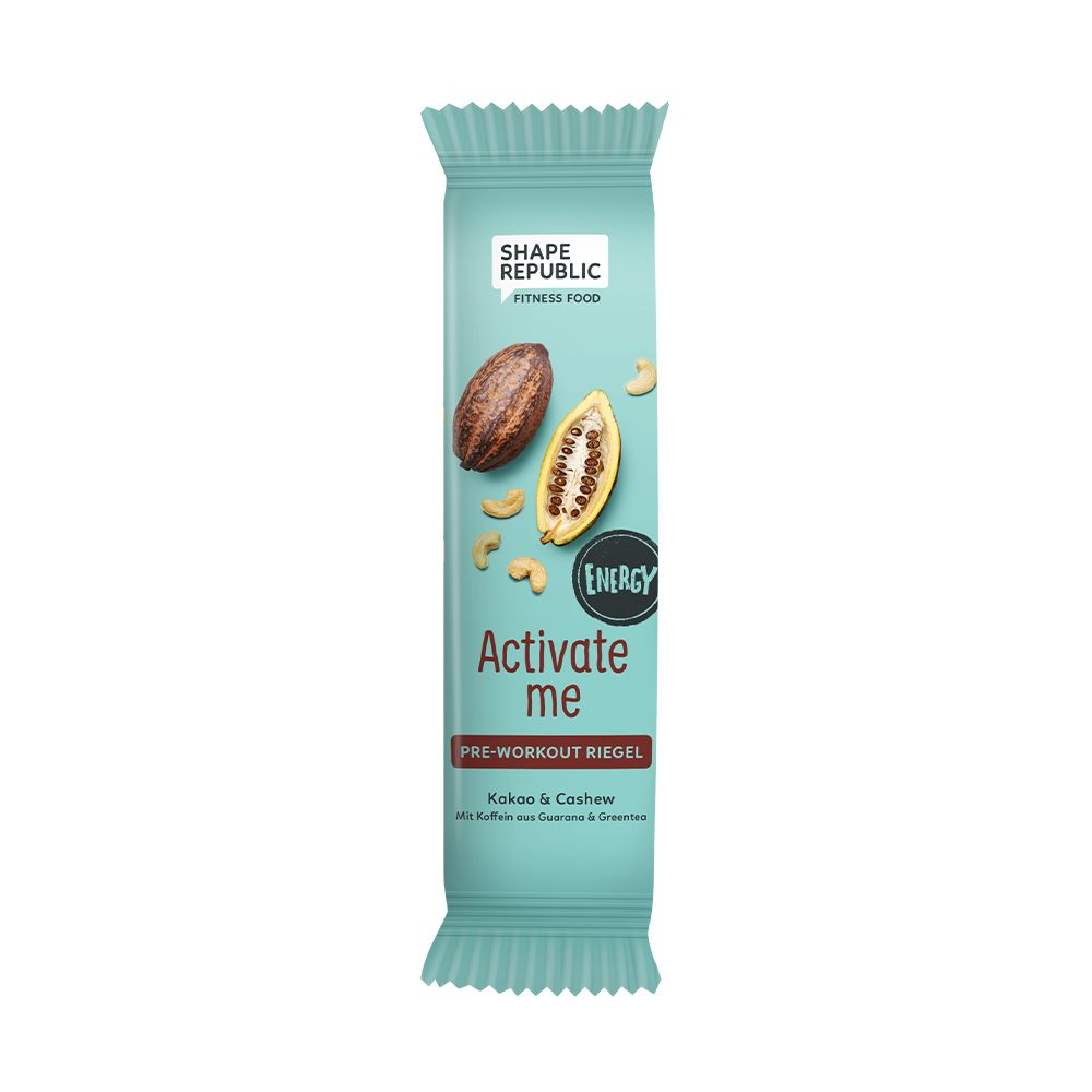 Energy Proteinriegel Kakao & Cashew »Activate M...