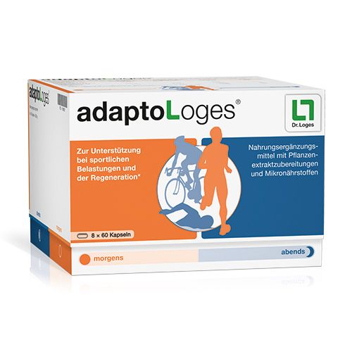 adaptoLoges (480 Kapseln)
