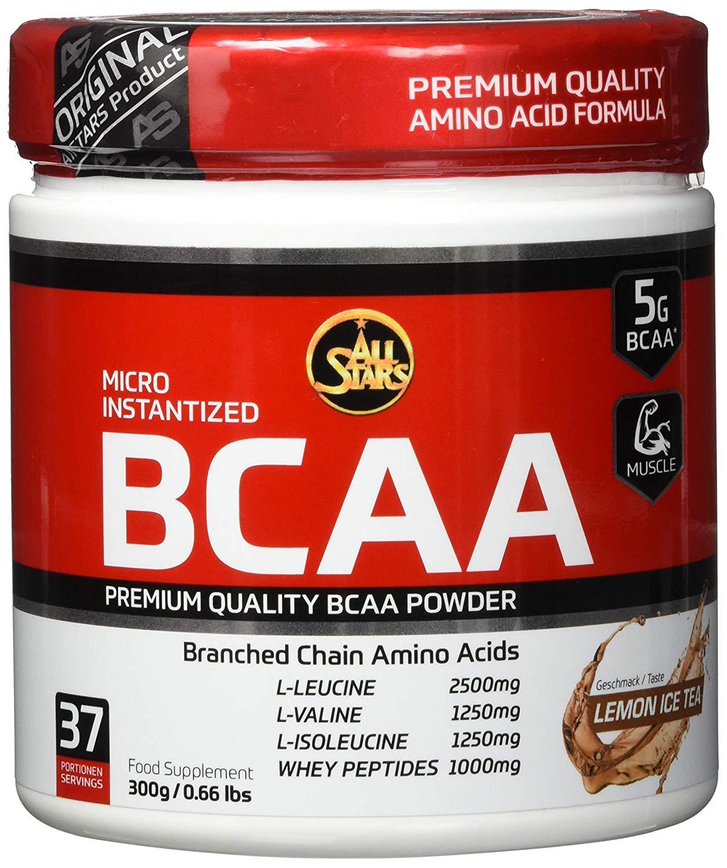 BCAA Powder Lemon Ice Tea (300g)