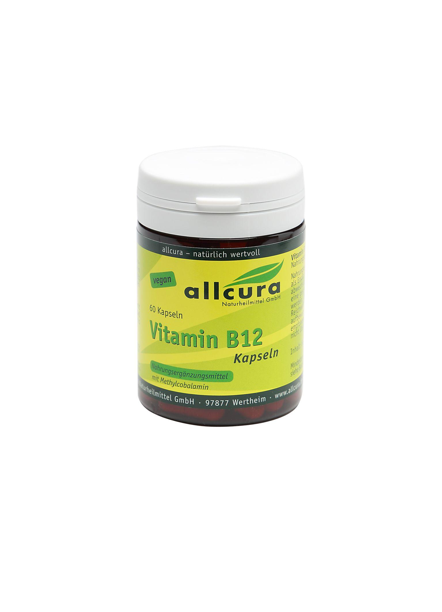 Vitamin B12 (60 Kapseln)