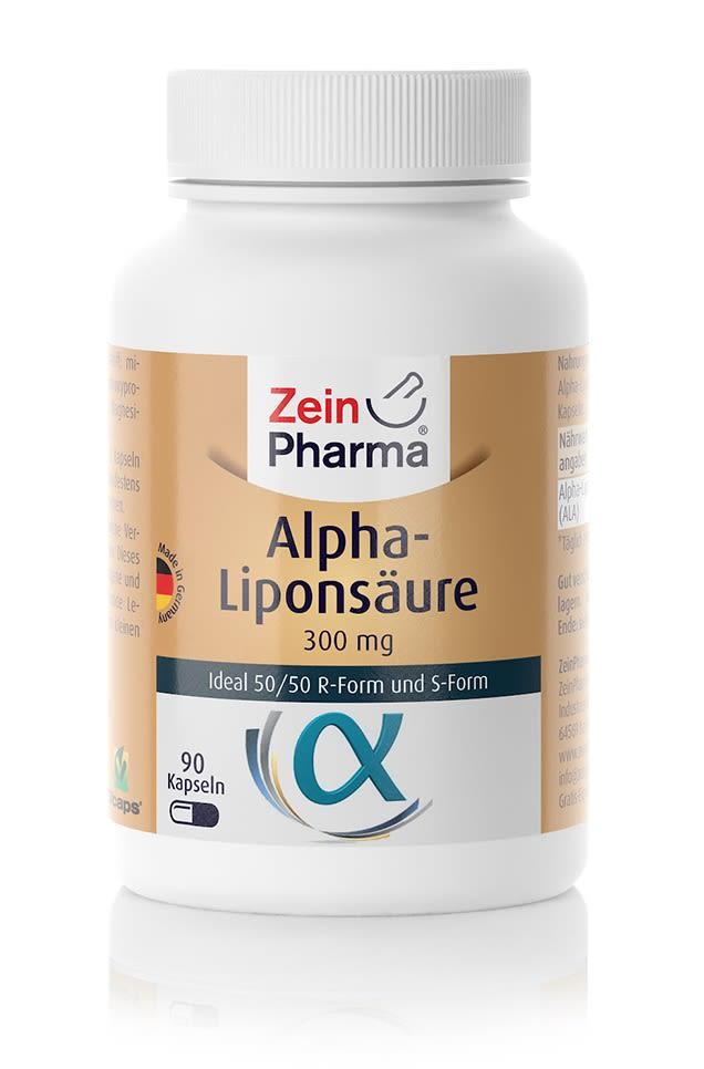 Alpha-Liponsäure 300mg (90 Kapseln)