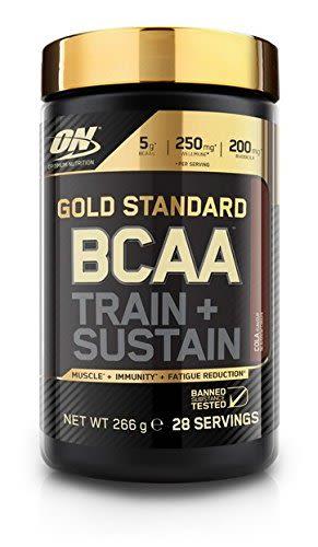 Gold Standard BCAA Train&Sustain - 266g - Cola