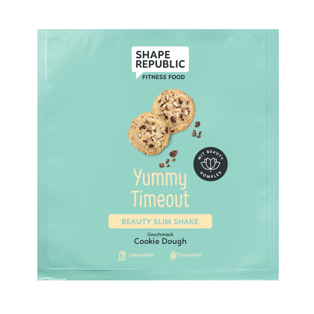 Beauty Slim Shake Cookie Dough »Yummy Timeout« to go (30g)