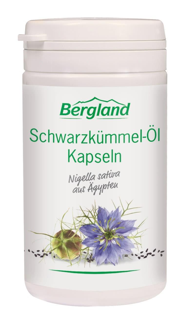 Schwarzkümmel-Öl Kapseln (75 Kapseln)