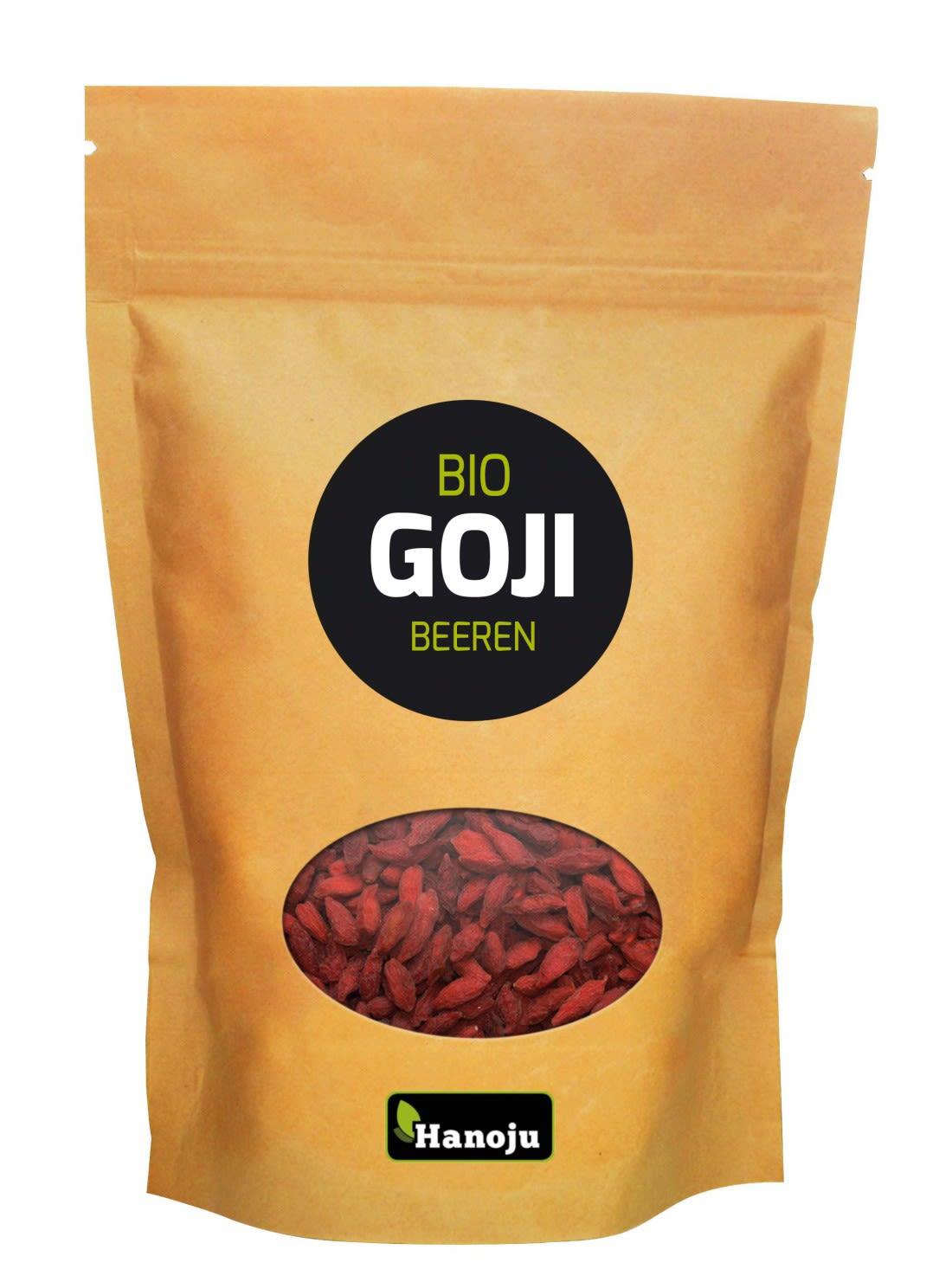 Bio Goji Beeren (1000g)