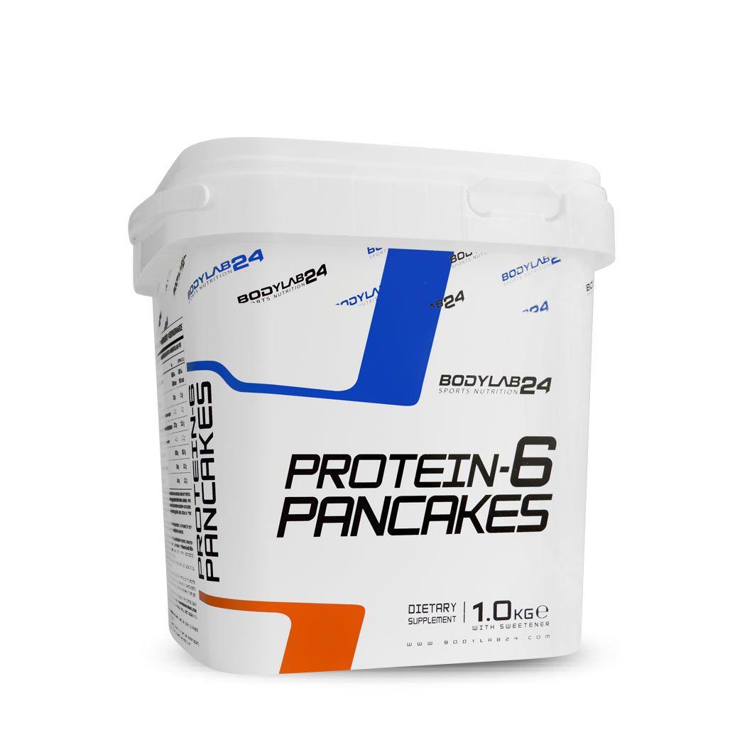 Protein-6 Pancakes - 1000g - Blaubeere