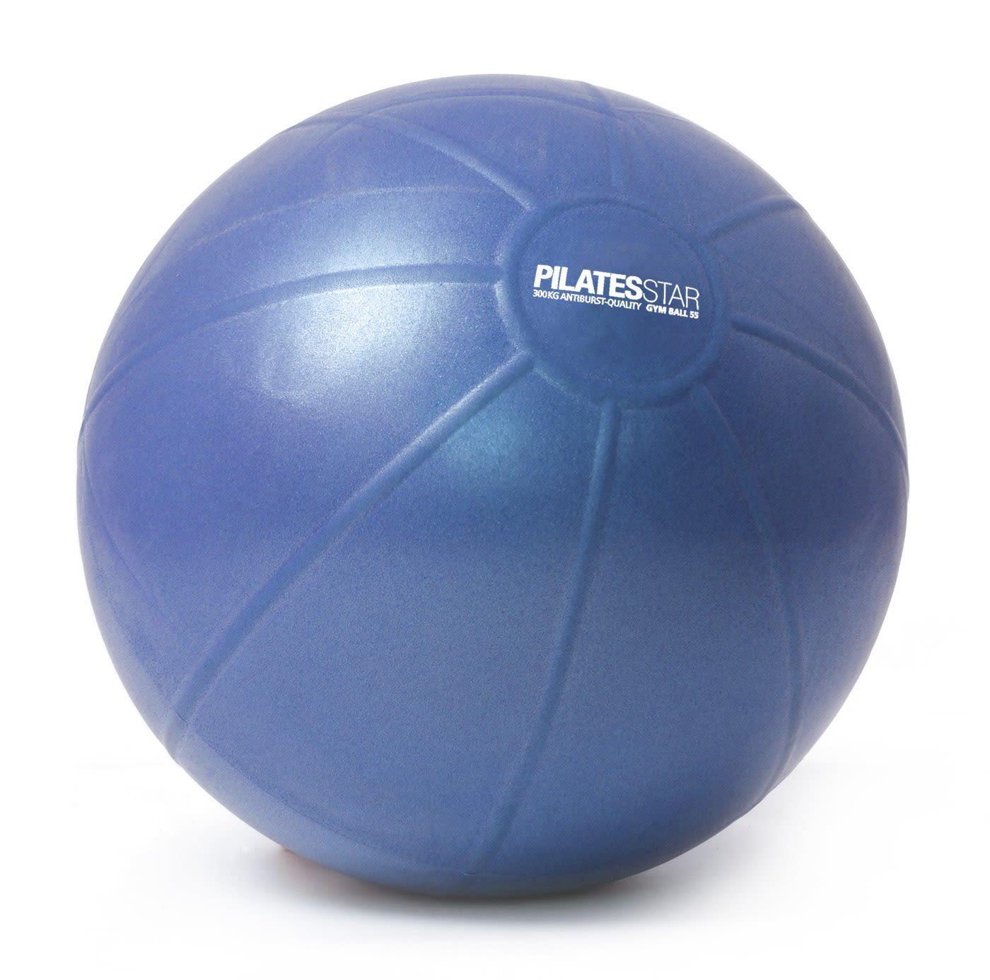 Pilates Gym Ball - blau (75cm)