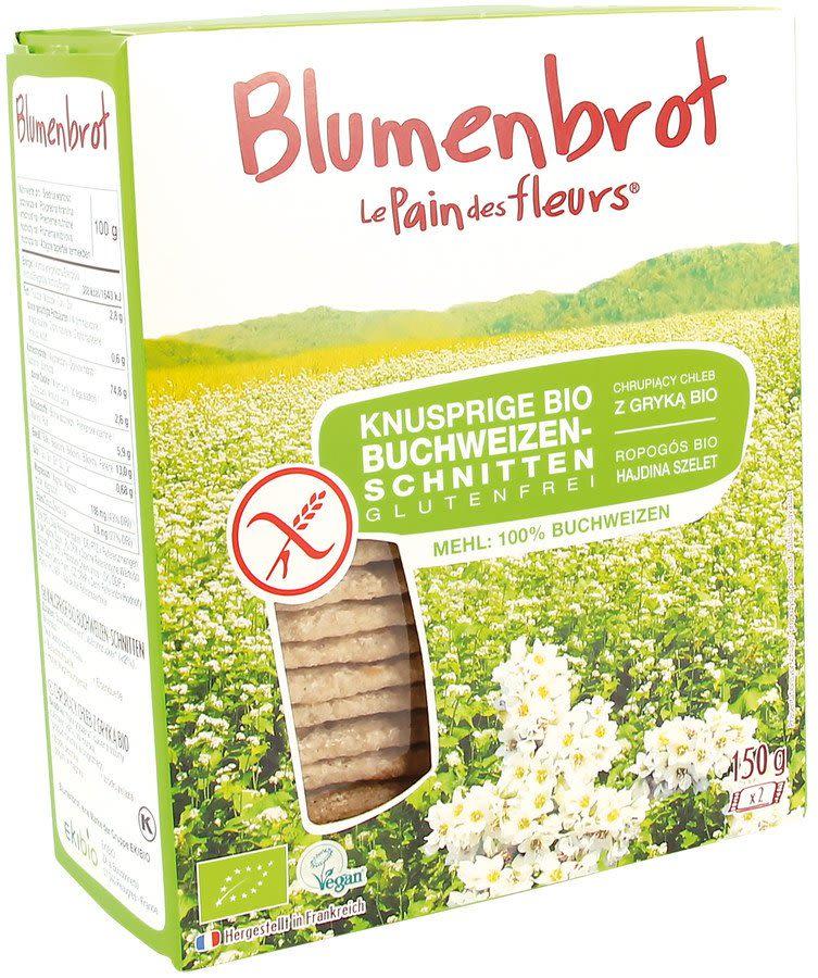 Blumenbrot Buchweizen bio (150g)