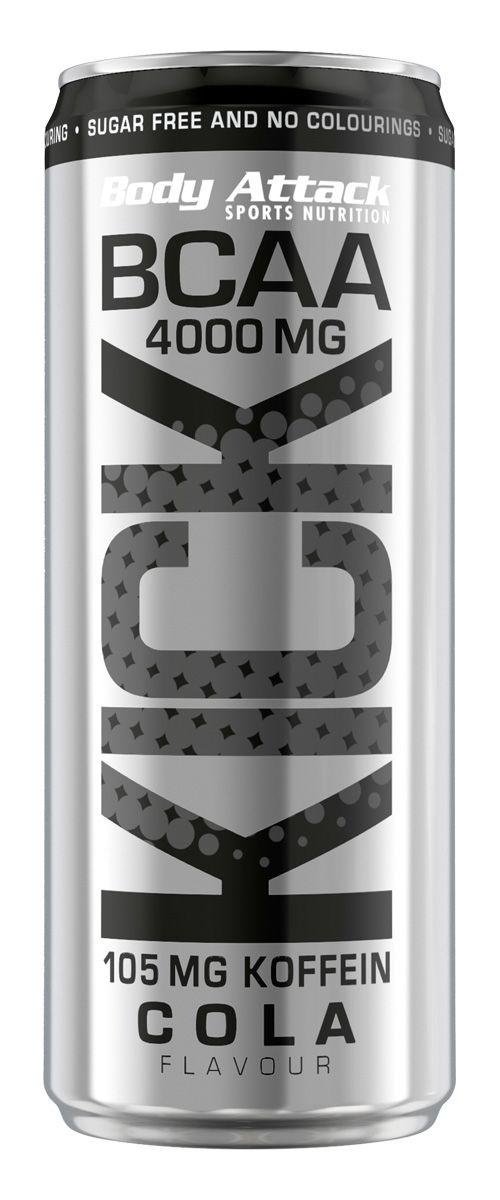 BCAA Kick - 330ml - Cola