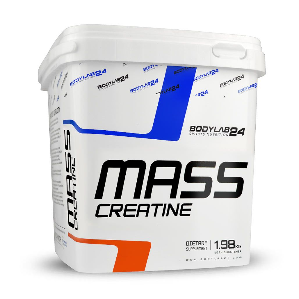 Mass Creatine - 1980g - Orange