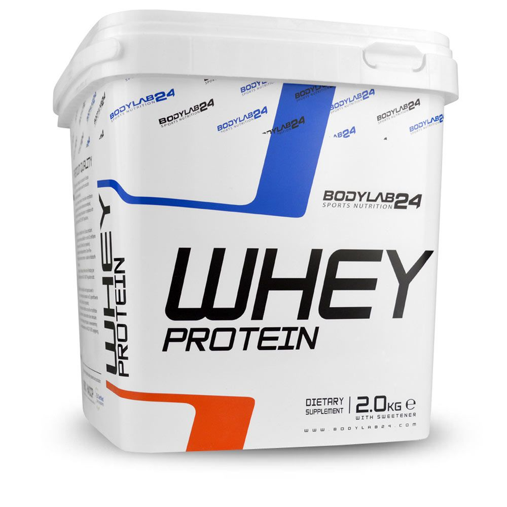 Whey Protein - 2000g - Lemon Cheesecake