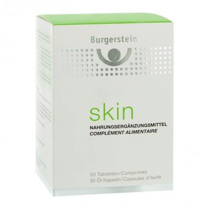 skin Tabletten/ Kapseln Kombipackung (60 Stück)