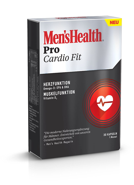 Cardio Fit (30 Kapseln) MHD 30.08.2018
