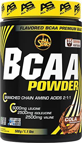 BCAA Powder - 500g - Cola