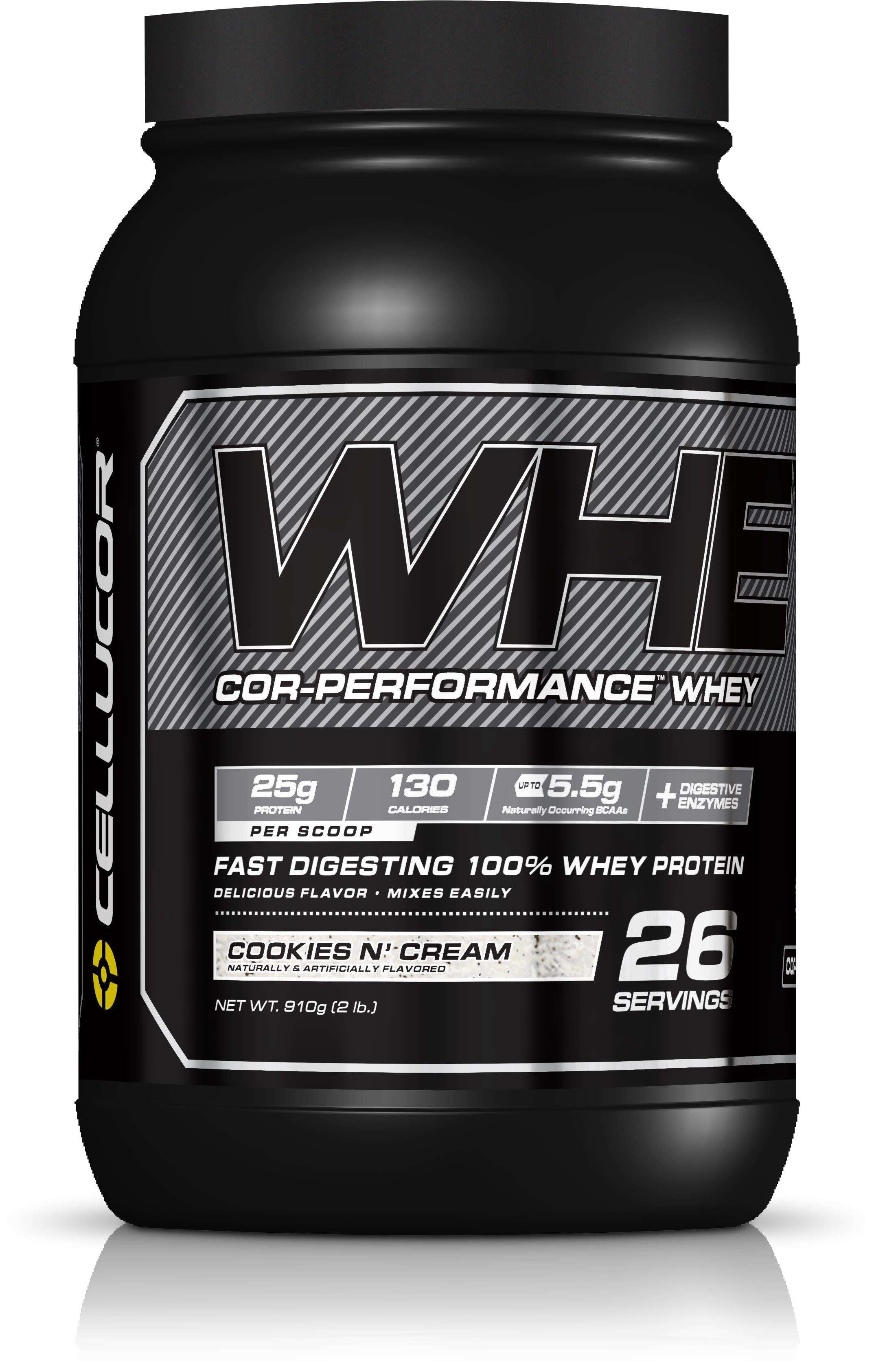 Cor Performance Whey - 26 Portionen - Zimtschnecke