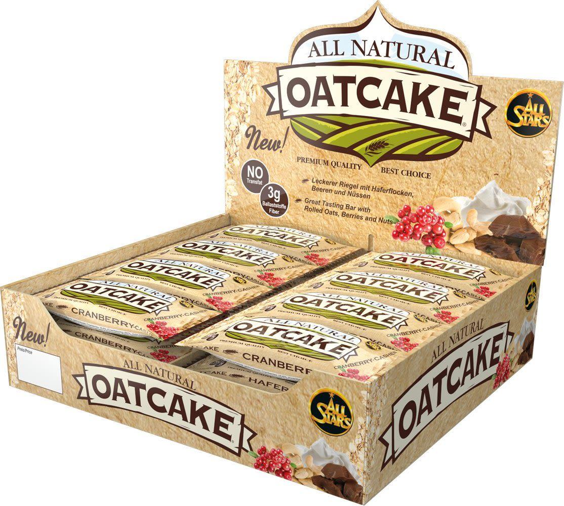 All Natural Oatcake - 24x80g - Schoko