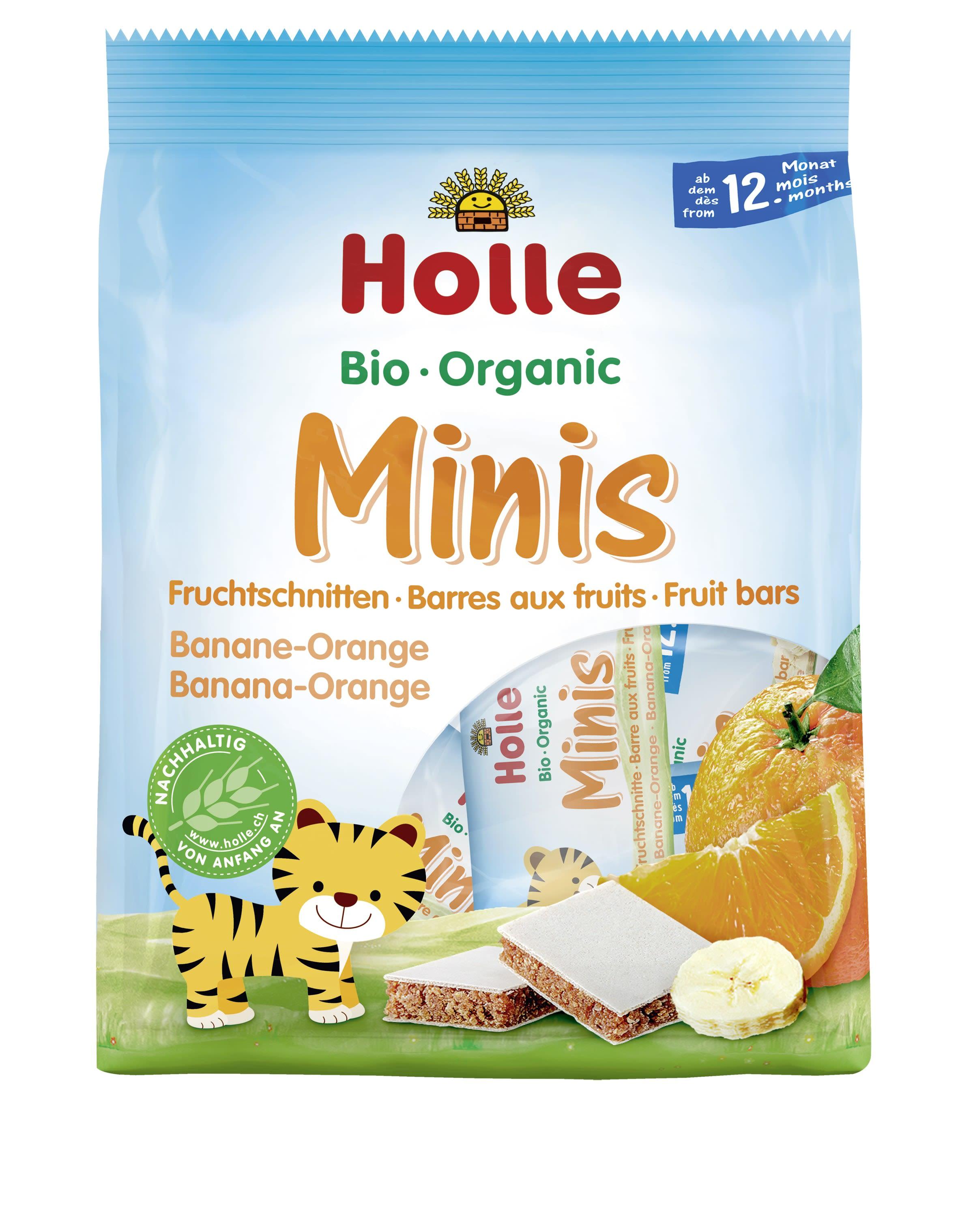 Bio Minis Banane Orange (8x12,5g)