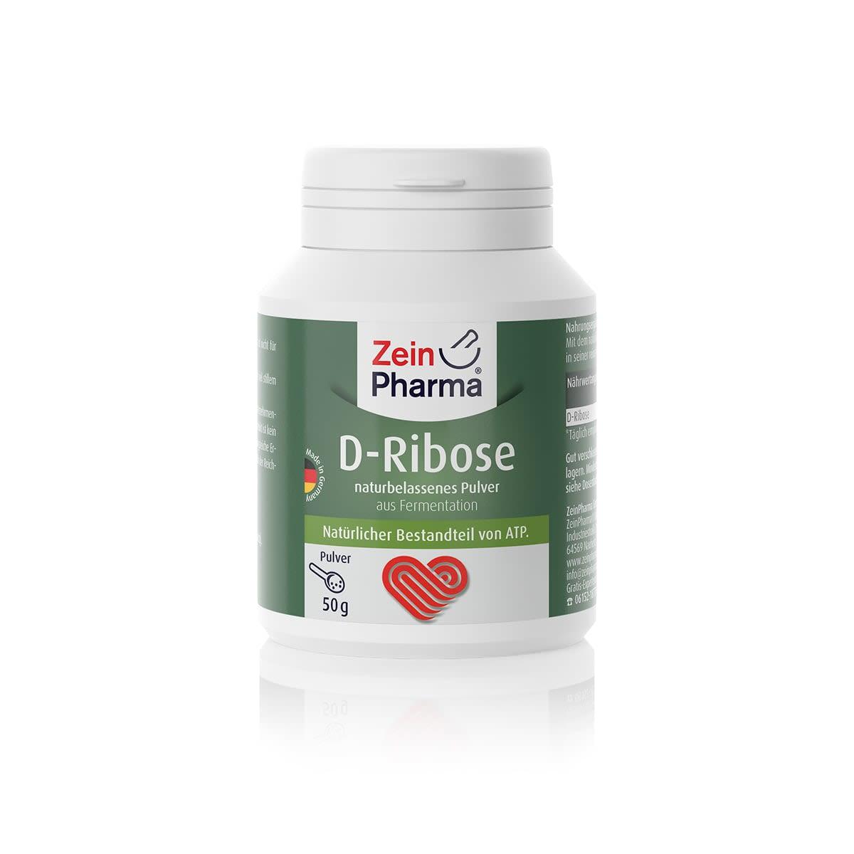 D-Ribose Pulver (200g)