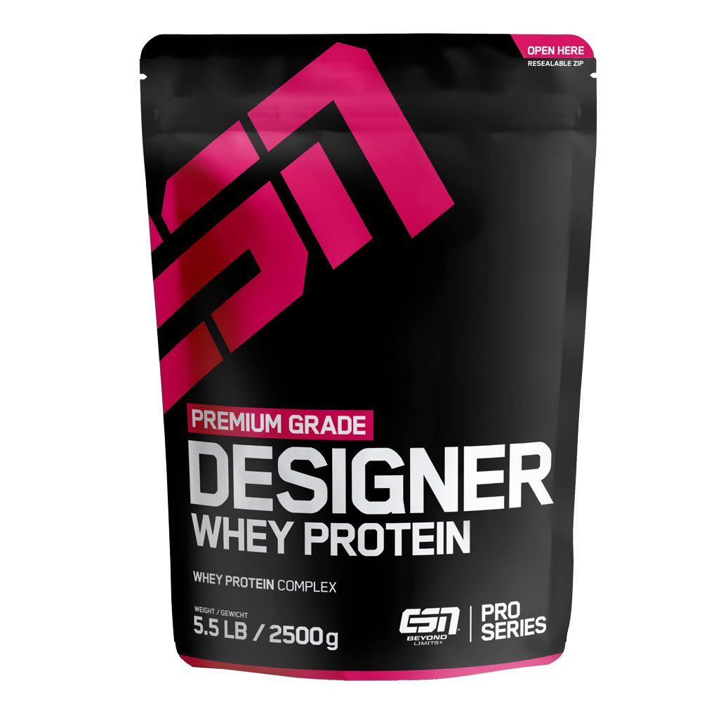 Designer Whey - 2500g - Chocolate Coconut Cream