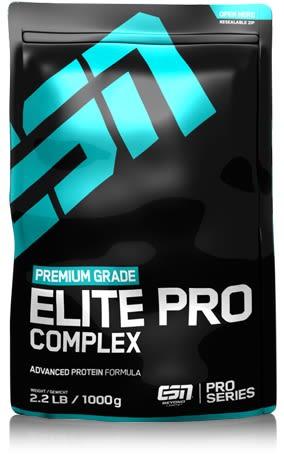 Elite Pro Complex - 1000g - Vanilla