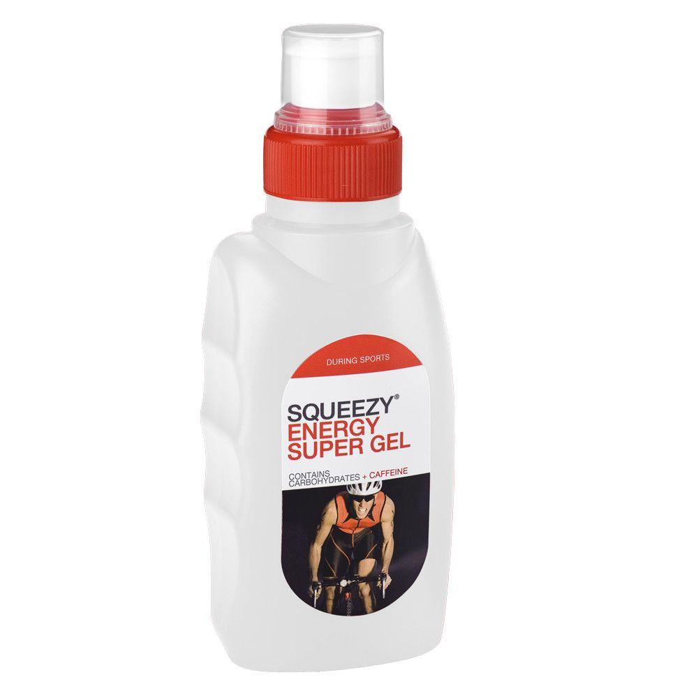 Energy Super Gel - 125ml - Cola Koffein