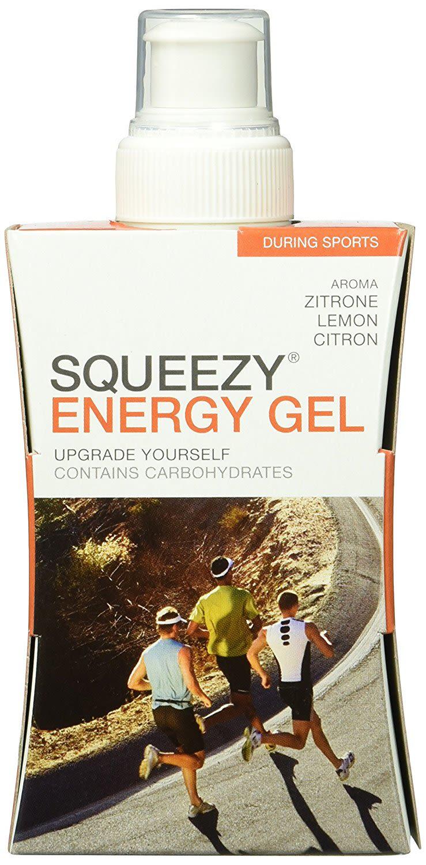 Energy Gel - 125ml - Zitrone
