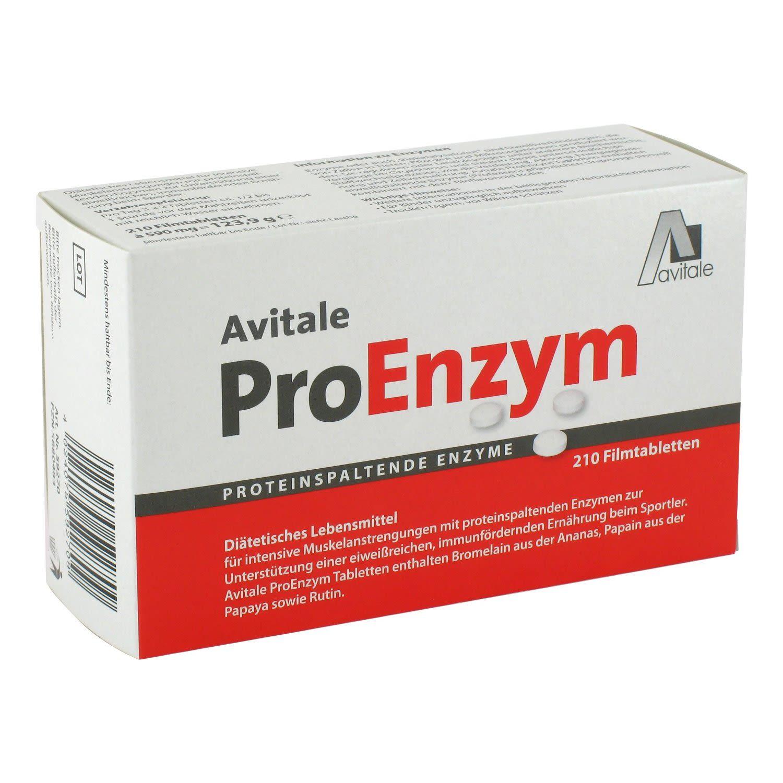 ProEnzym Filmtabletten (210 Tabletten)
