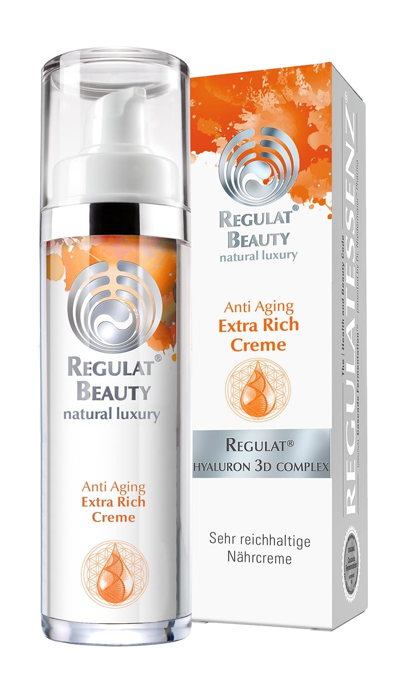 Regulat Beauty Anti-Aging Extra Rich Creme (50ml)