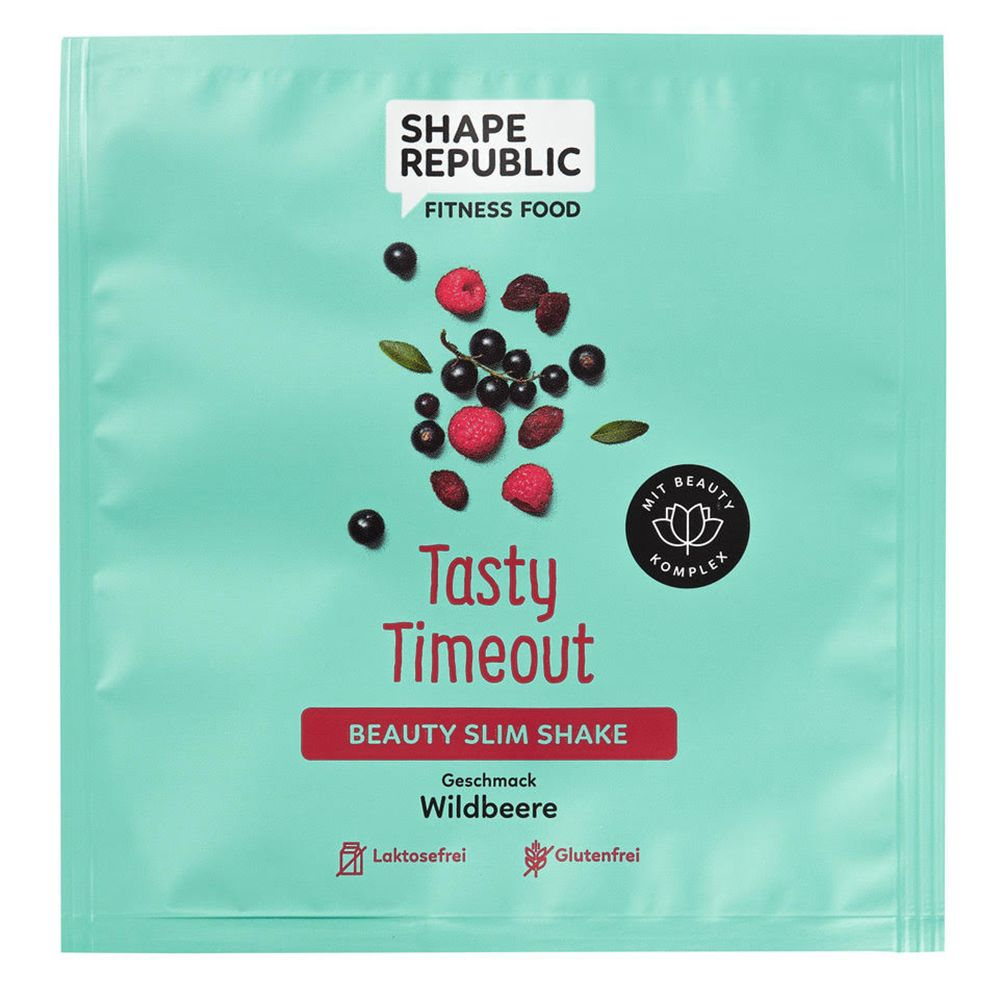 Beauty Slim Shake Wildbeere »Tasty Timeout« to go (30g)
