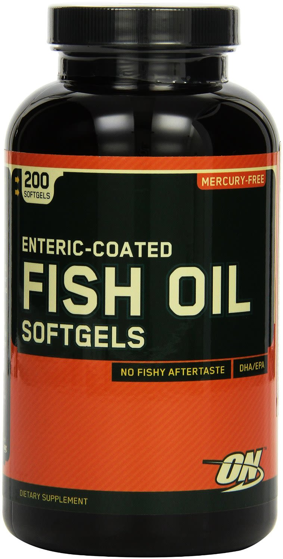 Fischöl Softgel (200 Kapseln)