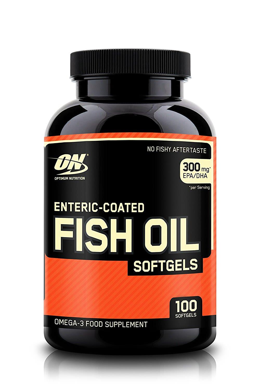 Fischöl Softgel (100 Kapseln)