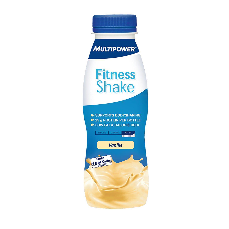 Fitness Shake - 330ml - Vanilla