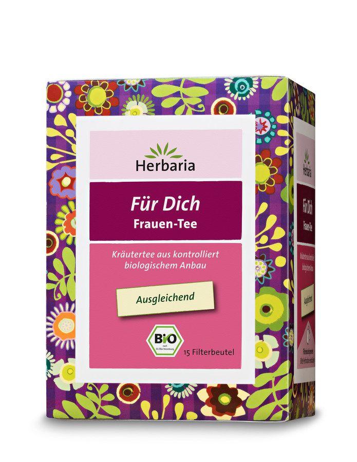 Für Dich Frauen-Tee bio (15 Beutel)