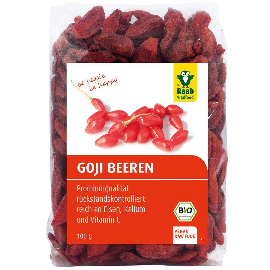 Bio Goji Beeren (100g)