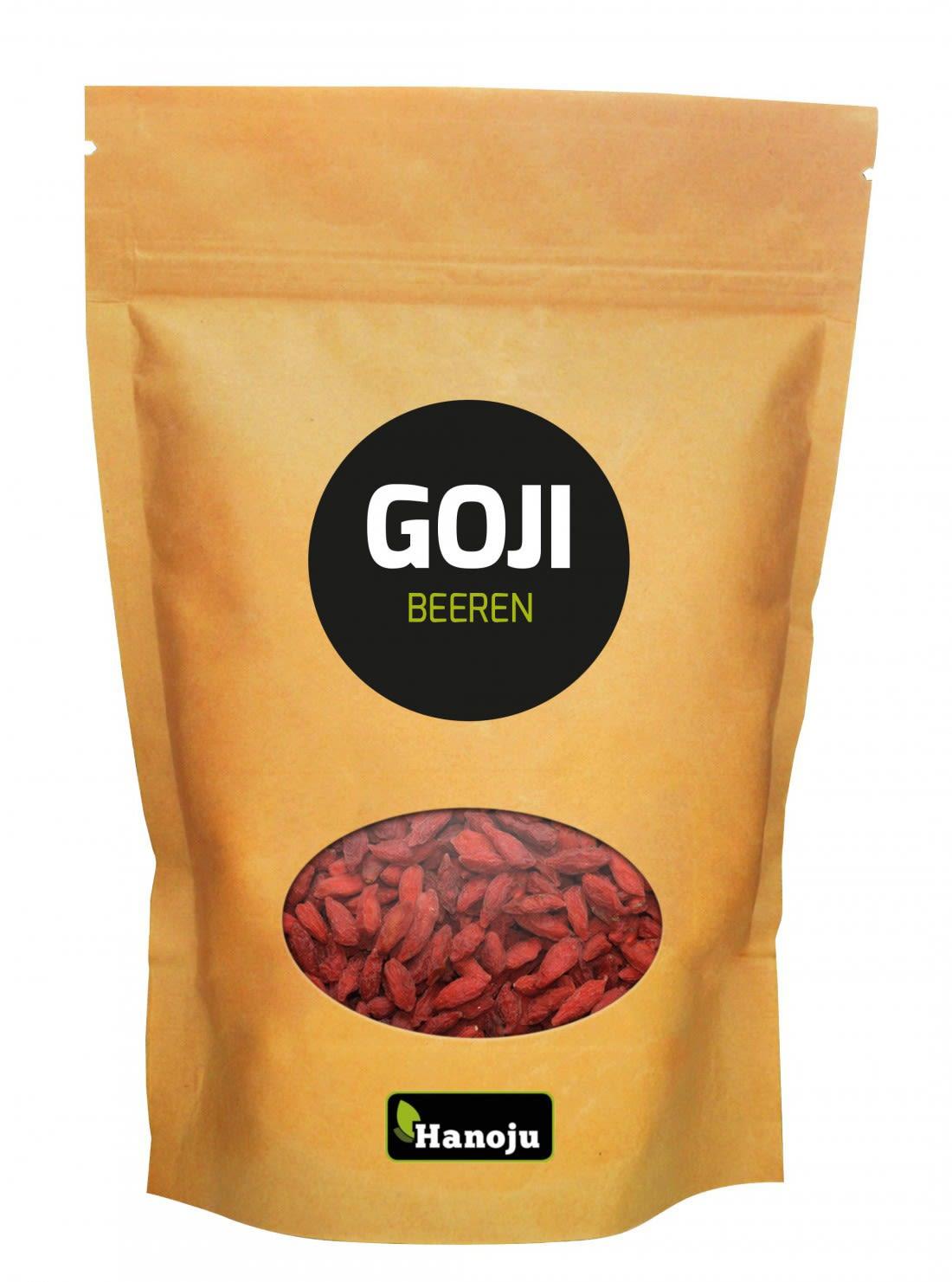 Goji Beeren sonnengetrocknet (1000g)