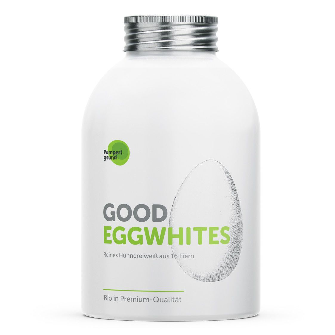 Good Eggwhites Bio-Eiklar (483ml)