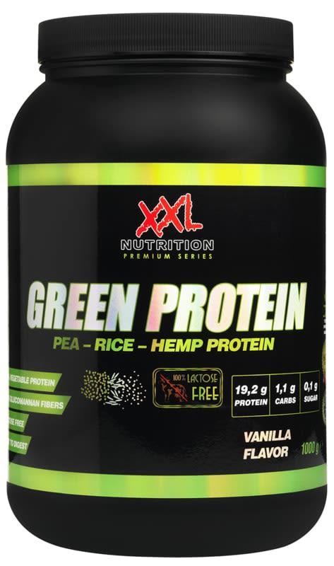 Green Protein - 1000g - Vanille