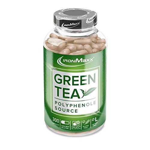 Green Tea (300 Kapseln) - MHD 31.10.2018