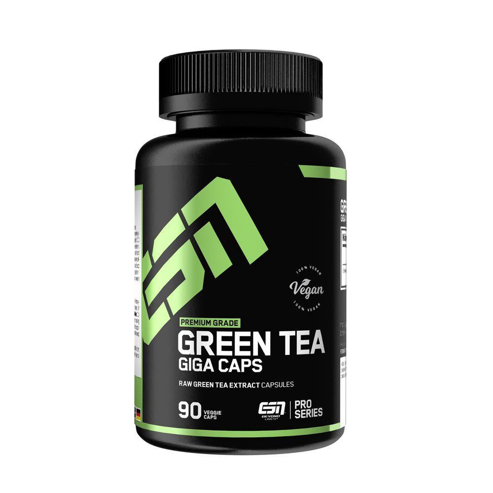 Green Tea Giga Caps (90 Kapseln)