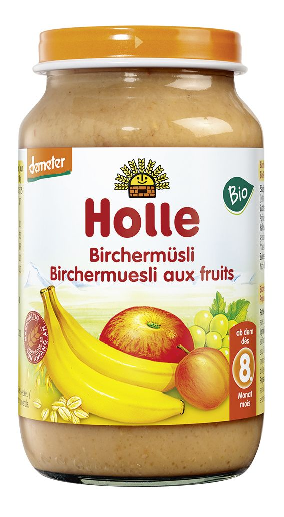 Demeter Birchermüsli, ab dem 8. Monat (220g)