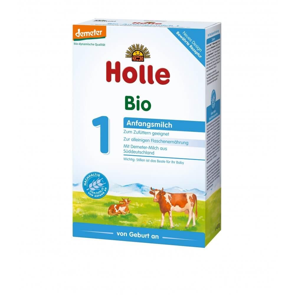 15 x Bio-Anfangsmilch 1, von Geburt an, Portionsbeutel (15x20g)