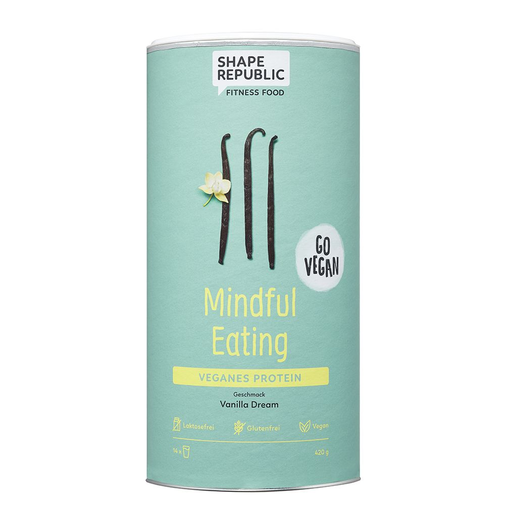 Veganes Protein Vanilla Dream »Mindful Eating« ...
