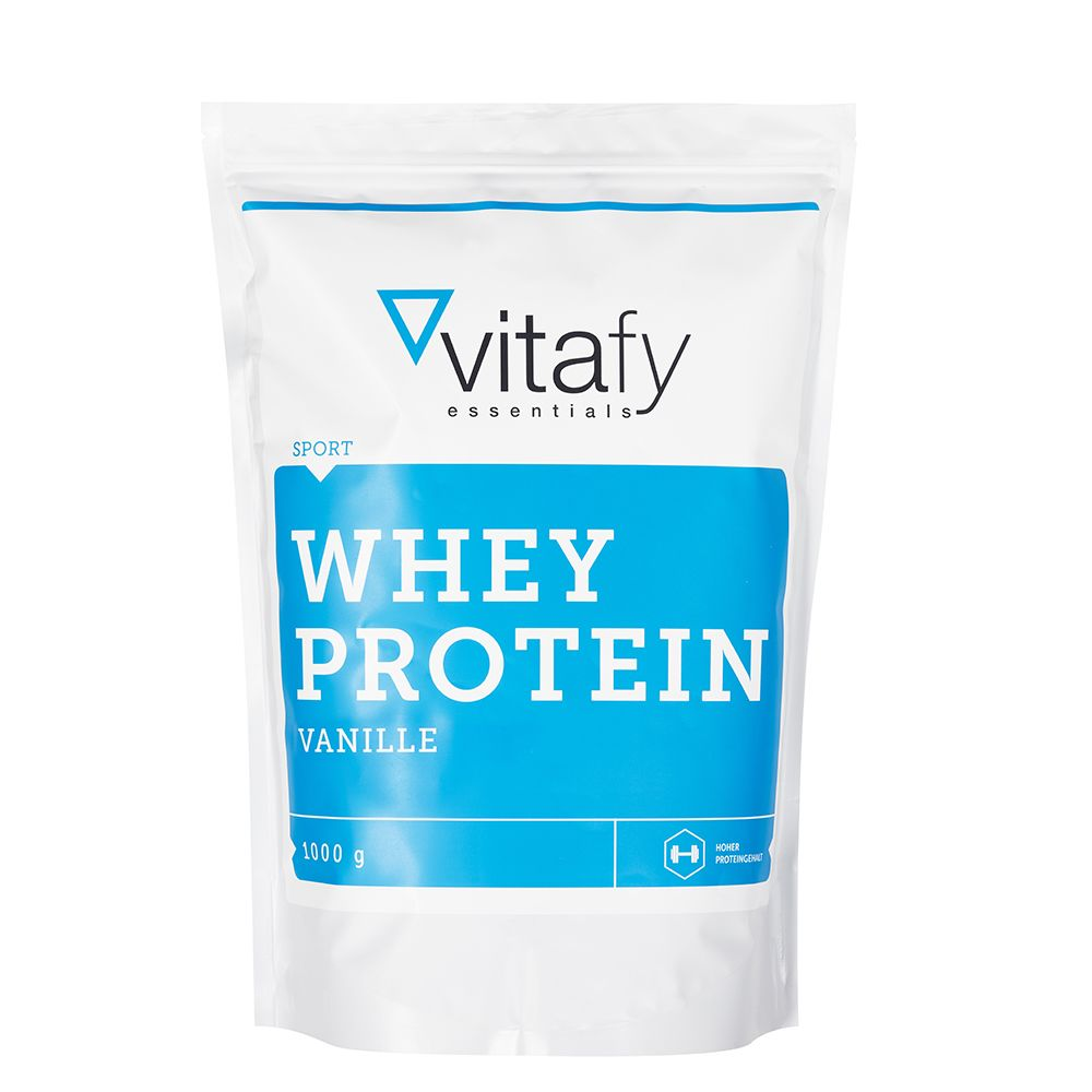 Whey Protein Essentials - 1000g - Erdbeere
