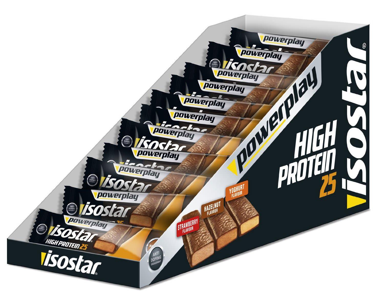 High Protein Riegel 25 - 30x35g - Haselnuss