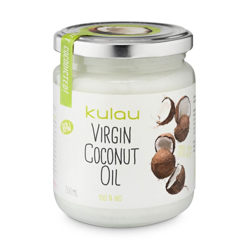 Kulau Bio Kokosöl RAW (200ml)
