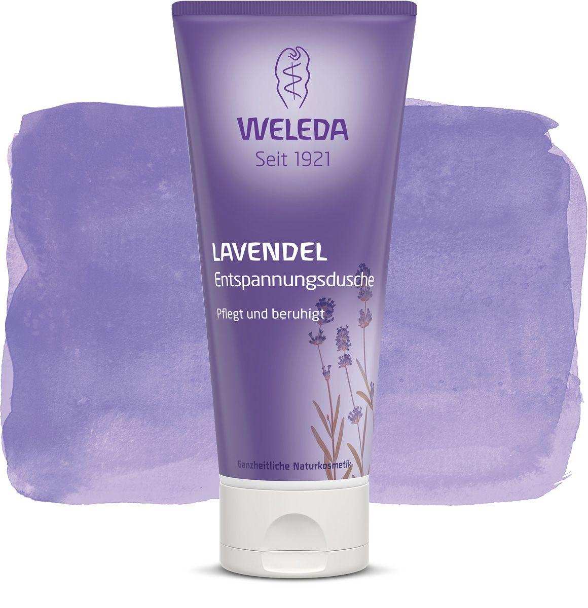 Lavendel Entspannungsdusche (200ml)