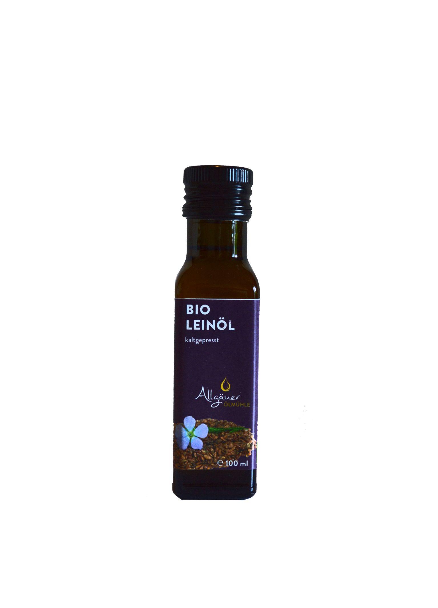 Bio Leinöl (100ml)