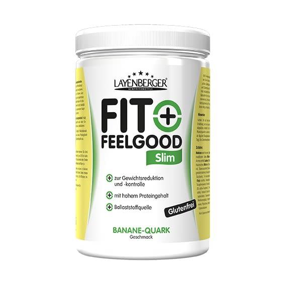 Fit+Feelgood Mahlzeitersatz SLIM - 430g - Pfirsich-Aprikose